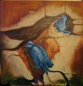 der_blaue_vogel